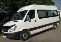 Mercedes Sprinter Микроавтобусы 20 мест (с кондиционерами и без)