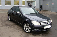 Mercedes Benz C klasse                СЕДАН