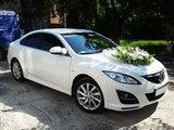 Mazda 6 whait                        БИЗНЕС-КЛАСС