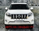 TOYOTA LAND CRUSER PRADO NEW ВНЕДОРОЖНИК